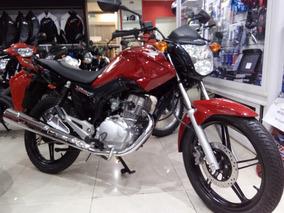 Honda Cg 150 New Tel 4792-7673 Motolandia Libertador 14552