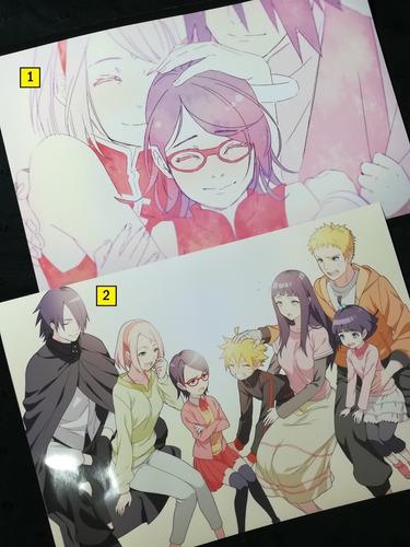 Posters A3 29x42cm Anime Naruto Shippuden #4 / Niponmania