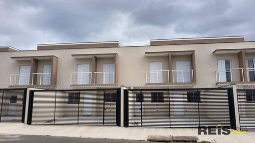 Casa Com 2 Dormitórios À Venda, 57 M² Por R$ 295.000,00 - Piazza Di Roma - Sorocaba/sp - Ca1678