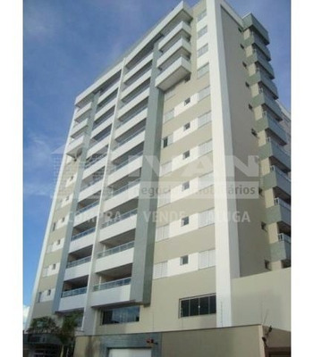 Apartamento Para Venda No Jardim Finotti, Uberlândia/mg - 24063