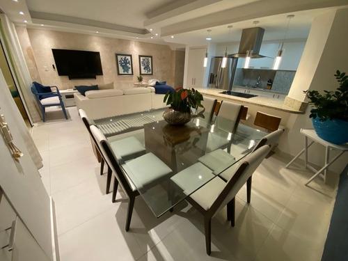 Imagen 1 de 10 de Alquilo Hermoso Apartamento En Juan Dolio De 3 Habitaciones
