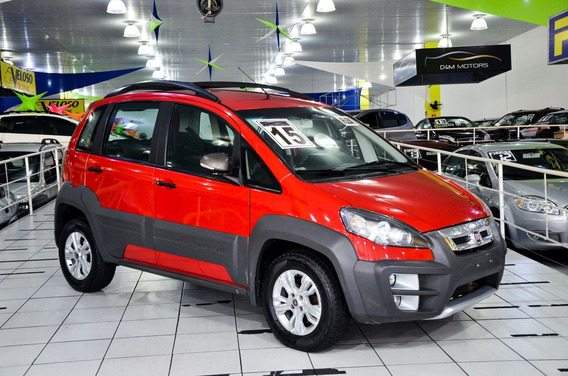 Fiat Idea 1.8 2015 Adventure Flex 5p