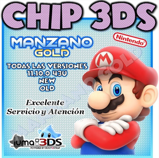 Chip Virtual 3ds/2ds, New, Old Y Xl + 15 Sorpresas (10)