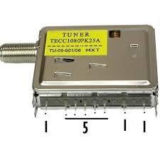 Varicap Sintonisador Tecc 1080 Pk 25a Sansung Original