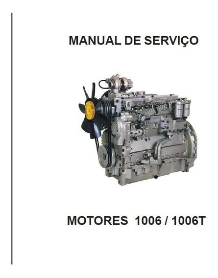 Manual De Serviço Motor 1006 T