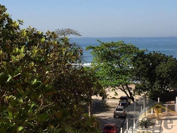 Apartamento Com Vista Para O Mar A Venda Na Praia Do Tombo - Ref.: 4325 - 4325