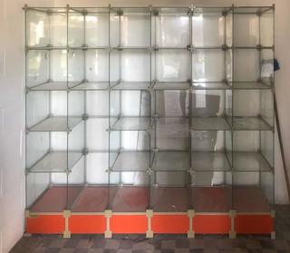 Vitrina Exhibidor Comercial