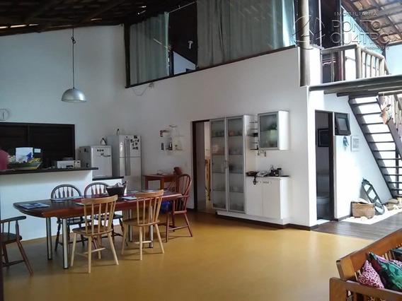 Casa Em Condominio - Praia Do Forte - Ref: 5204 - V-5204
