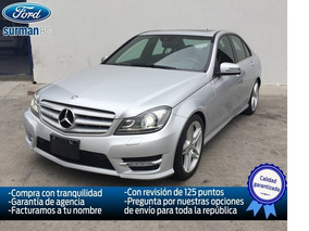Mercedes-benz Clase C 250 Cgi Sport Aut 2014 Seminuevos