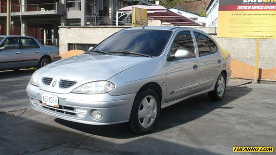 Renault Mégane Sedan Sincronico