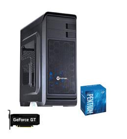 Pc Hunter Intel G4560 H110m Hg4 2x 4gb 350w Ssd240 Gt1030