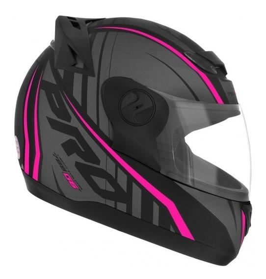 Capacete Moto Masculino Feminino Pro Tork 788 G6 Fosco