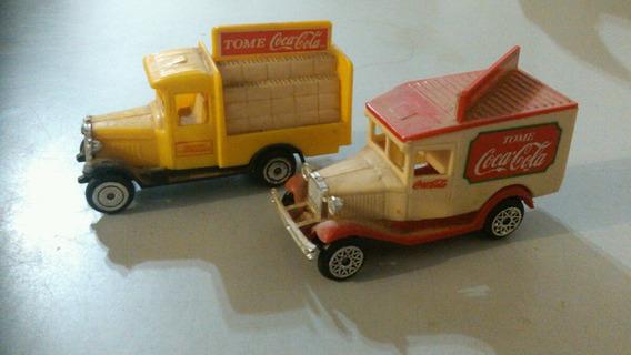 Camioncitos De Coca Cola Coleccionables