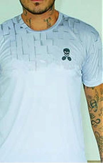 Camiseta Bones Wall Tênis Squash Beach Tennis The Wall