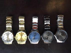 5 Relógios
