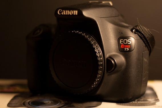 Câmera Dslr Canon T5