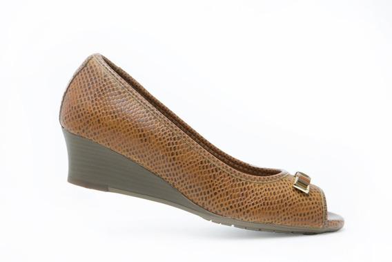 Flexi Dama Zapatos Comodos 18811 Café Originales