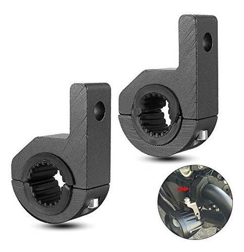 Soporte Universal Para Faro Axiliar Led X 2 - Xp Moto