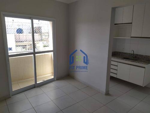 Apartamento Com 1 Dormitório Para Alugar, 40 M² Por R$ 900,00/mês - Vila Ercília - São José Do Rio Preto/sp - Ap1039