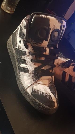 Zapatilla Botita adidas X Jeremy Scott