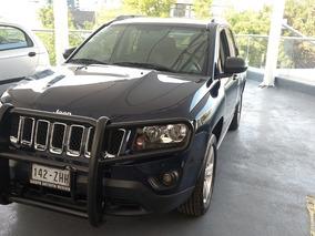 Jeep Compass Latitude Transmisión Automática 2014 4x2