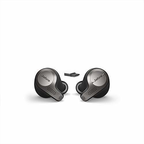 Imagen 1 de 7 de Evolve 65t Verdadero Auricular Inalambrico Uc Profesional -