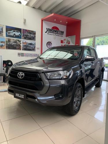 Nueva Versión Toyota Hilux 4x4 Diésel  2.4  Aut. 2021.