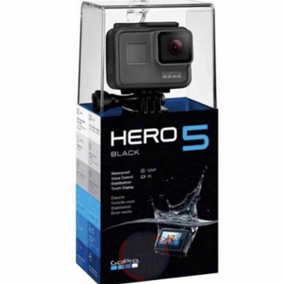 Go Pro Hero 5 Black Nova E Lacrada