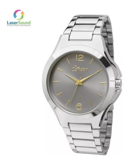 Relógio Condor Feminino Co2035kog/3c, C/ Garantia E Nf