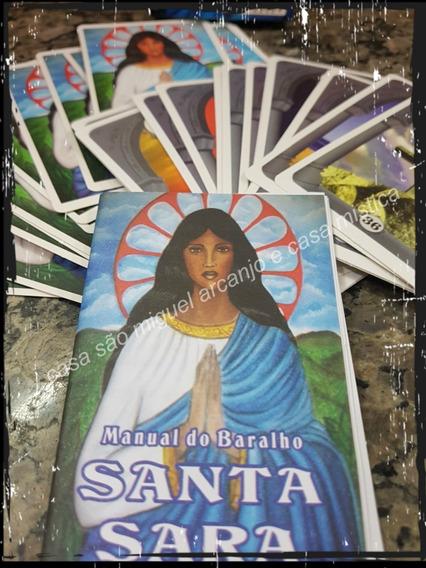 Baralho Santa Sara - Acompanha Manual Promoção