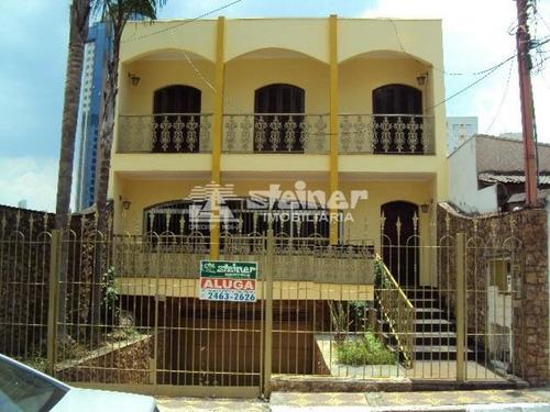 Imagem 1 de 30 de Aluguel Sobrado Comercial Centro Guarulhos R$ 4.800,00 - 33464a