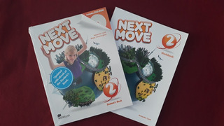 Next Move 2 (combo) Student Book Y Activity Book