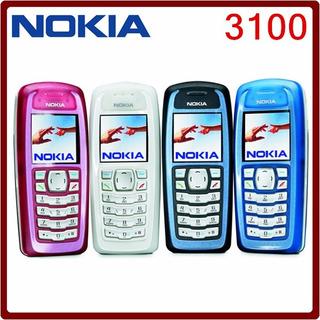 Celular Nokia 3100 Remodelado Pefeito Estado