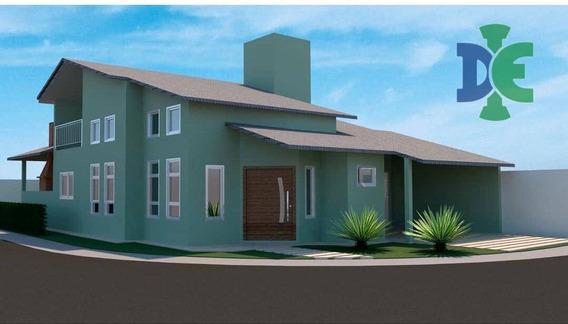 Casa Com 3 Dormitórios À Venda, 198 M² Por R$ 690.000,00 - Residencial São Paulo - Jacareí/sp - Ca0111