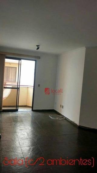 Apartamento Residencial À Venda, Vila Itália, São José Do Rio Preto. - Ap0828