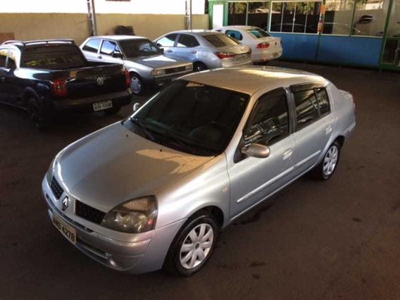 Renault Clio Sedan Authentique 1.0 16v(hi-flex) 4p 200