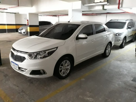 Chevrolet New Cobalt 2016 Ltz 1.8 Gnv