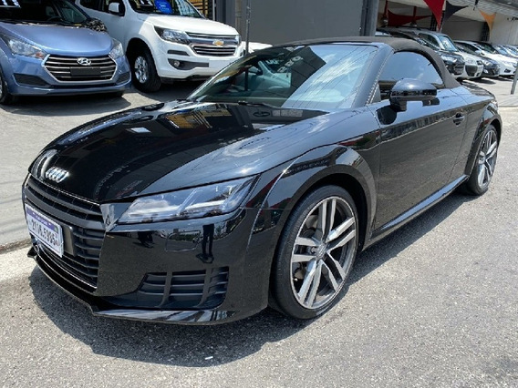 Audi Tt 2.0 Tfsi Roadster Ambition S Tronic Gasolina Tip T