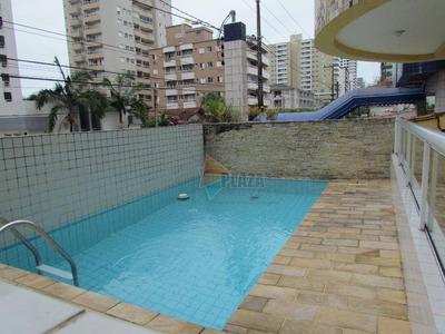 Sobrado 03 Dormitórios, Canto Do Forte, Praia Grande. - Ca2524
