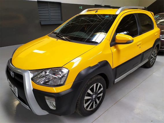 Etios Cross 1.5 16v Flex 4p Manual