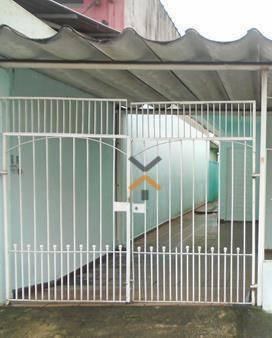 Casa Comercial Com 3 Dormitórios Para Alugar, 225 M² Por R$ 2.500/mês - Vila Leopoldina - Santo André/sp - Ca0076