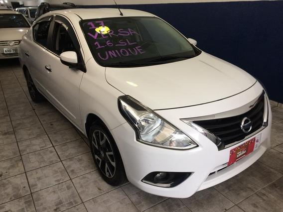 Nissan Versa 1.6 16v Sl Unique Aut 2017
