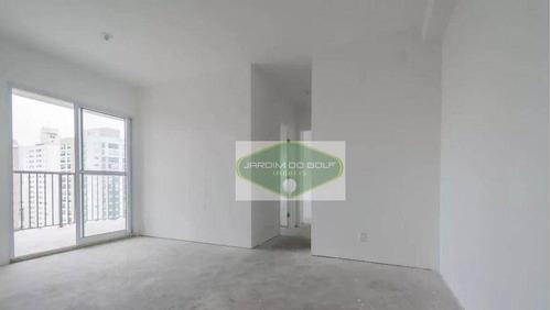Apartamento À Venda, 77 M² Por R$ 900.000,00 - Brooklin - São Paulo/sp - Ap4424