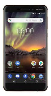 Nokia 6.1 32 GB Preto/Cobre 3 GB RAM