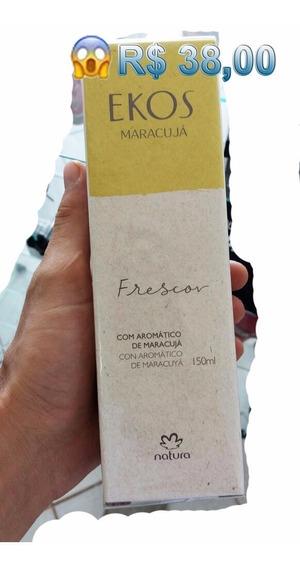 Desodorante Colônia Frescor Feminino Ekos Maracujá - 150ml