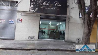 Loja Comercial Para Locação, Jardim São Dimas, São José Dos Campos. - Lo0035