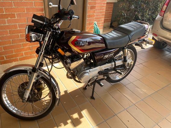 Yamaha Rx 115 Japonesa