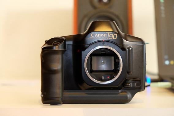 Camera Analógica Canon T90, Fd; T80, T60, T71, T70, T50, F1