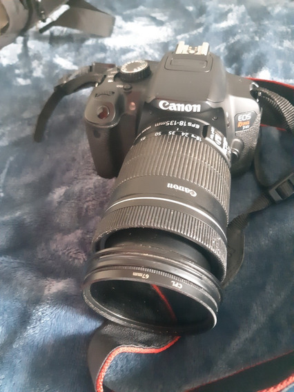 Camera Profissional Canon T4i