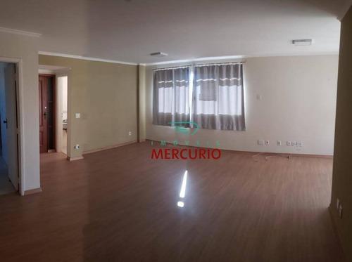 Imagem 1 de 15 de Apartamento Com 3 Dormitórios À Venda, 140 M² Por R$ 570.000,00 - Jardim Paulista - Bauru/sp - Ap3308